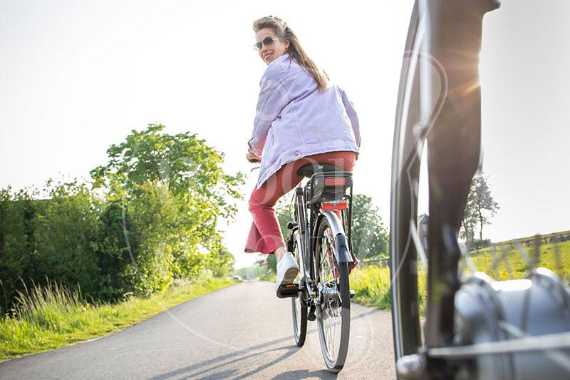 Fotoshoot Electrische fietsen in Zoetermeer1