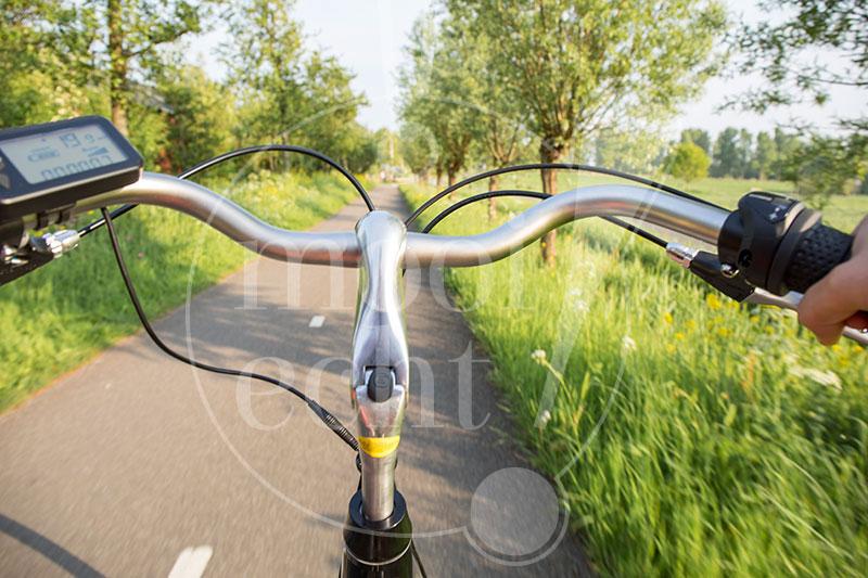 Fotoshoot Electrische fietsen in Zoetermeer2