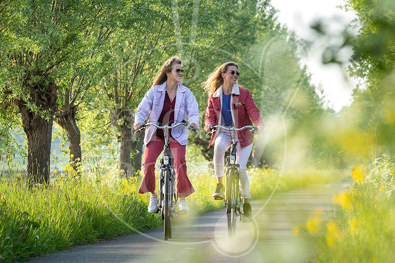 Fotoshoot Electrische fietsen in Zoetermeer3