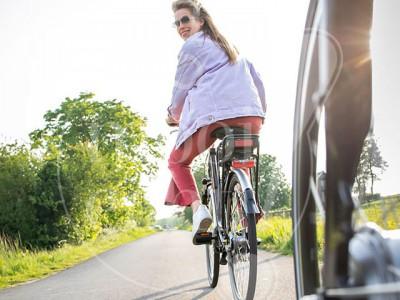 Fotoshoot Electrische fietsen in Zoetermeer