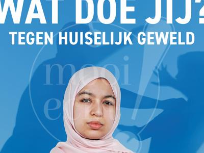 Campagne Veilig Thuis Haaglanden
