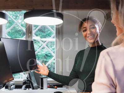 Fotoshoot kantoor plekken