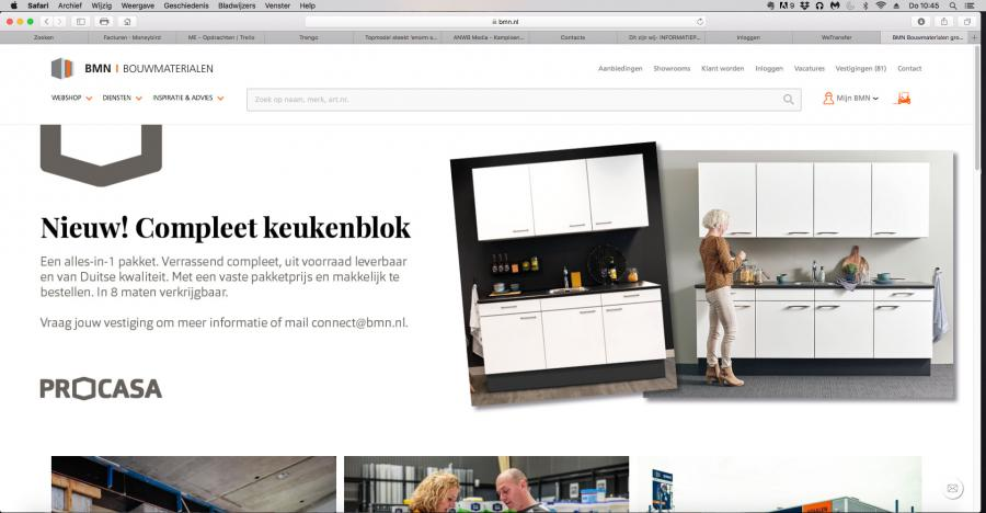 Fotoshoot nieuw keukenblok4