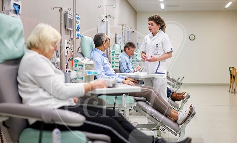 Tien shoots corporate ziekenhuisbeelden najaar 20198