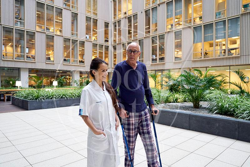Tien shoots corporate ziekenhuisbeelden najaar 201916