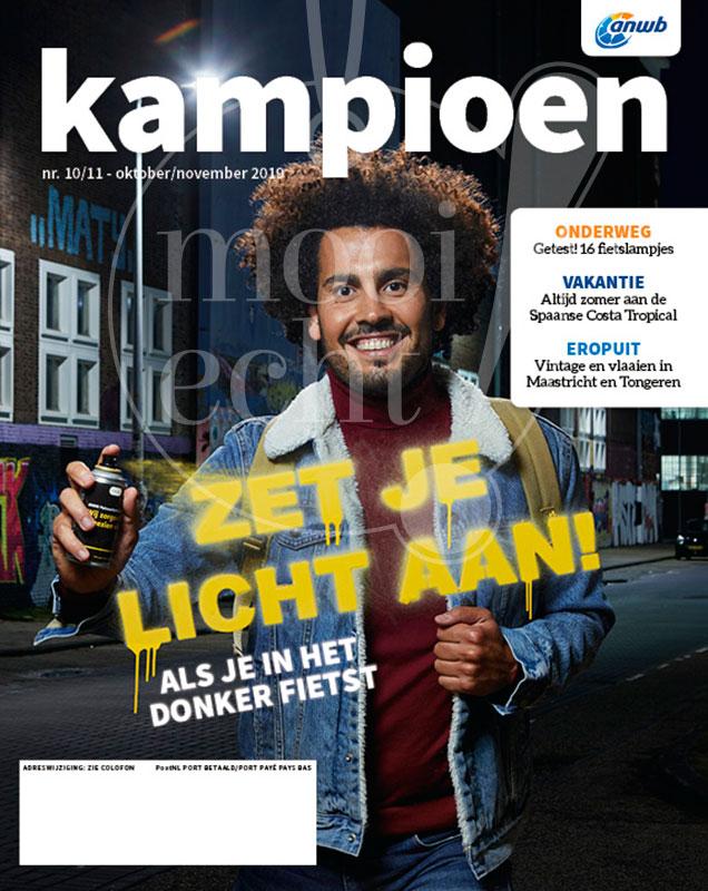 Drie covers Kampioen najaar 20191