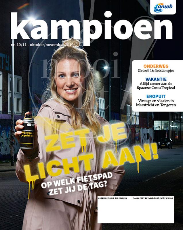 Drie covers Kampioen najaar 20192